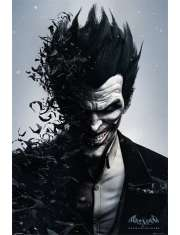 Batman Arkham Origins Joker - plakat