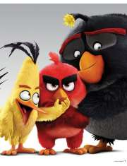Angry Birds Bohaterowie - plakat