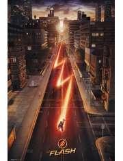 The Flash Błyskawica - plakat