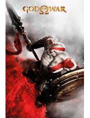 God of War Key Art - plakat