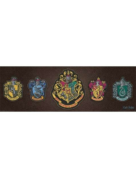 Harry Potter Herby - plakat