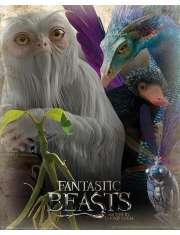 Fantastyczne zwierzęta i jak je znaleźć Fantastyczne Zwierzeta - plakat