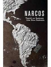 Narcos Blow Biznes - plakat
