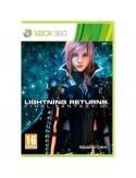 Final fantasy XIII Lightning Returns Xbox360