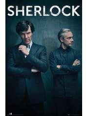 Sherlock Sezon 4 - plakat