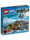 Klocki Lego City 60131 Wyspa Rabusiów