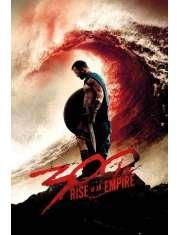 300 Początek Imperium Morze Krwi - plakat