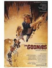 The Goonies - plakat