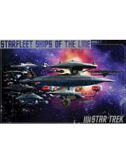 Star Trek Starfleet Ships of the Line - plakat