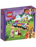 Klocki Lego Frends 41111 Imprezowy Pociąg