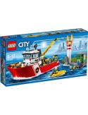 Klocki Lego City 60109 Łódź Strażacka