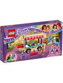 Klocki Lego Friends 41129 Furgonetka z Hot-Dogami