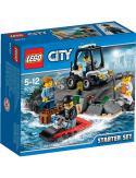 Klocki Lego City 60127 Więzienna Wyspa Starter Set