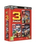 Lego Triple Pack: Movie, Marvel, Hobbit PC