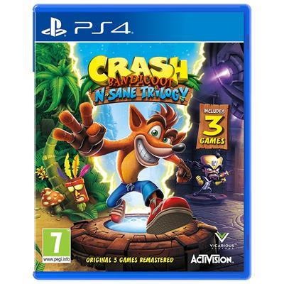 Crash Bandicoot N. Sane Trilogy PS4-21970