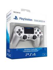 Pad PS4 DualShock 4 Silver V2-22193