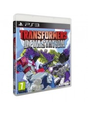 Transformers Devastation PS3-3862