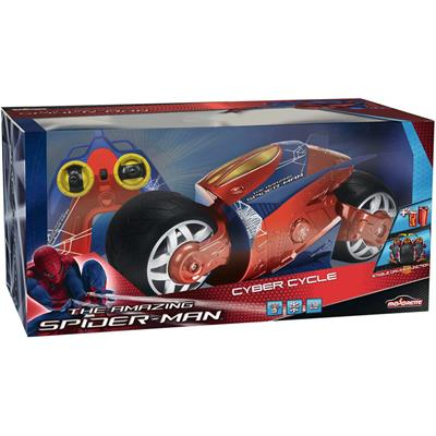Motor SpiderMan Cyber Cycle -23371