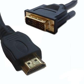 Kabel HDMI - DVI 2m-23429