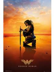 Wonder Woman Gal Gadot - plakat