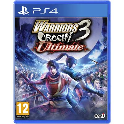 Warriors Orochi 3 Ulimate PS4-23983