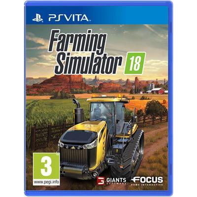 Farming Symulator 2018 PSV-24025