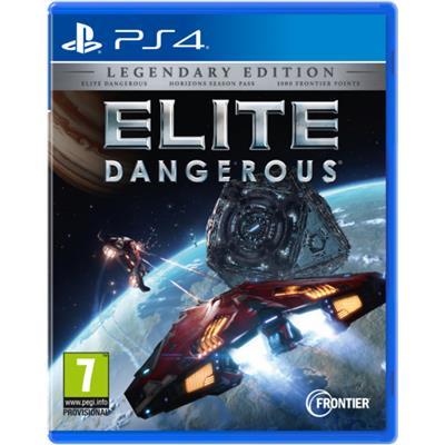 Elite Dangerous Legendary Edition PS4-24116