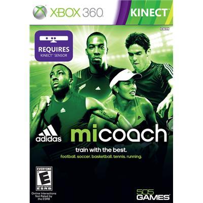 Adidas miCoach Xbox360-1996