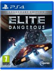 Elite Dangerous Legendary Edition PS4-24116