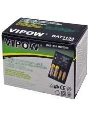 Ładowarka do akumulatorków Vipow CR3288GS-23926