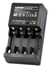 Ładowarka do akumulatorków Vipow CR8168GS-23927