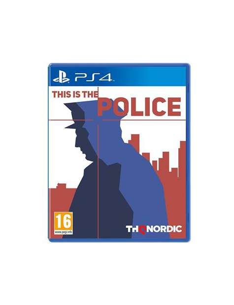 This is The Police PS4-24332