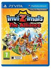 Invizimals The Alliance PSV-24408