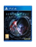 Resident Evil Revelations HD Remake PS4