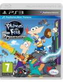 Phineas & Ferb Across The 2nd Dimension PS3