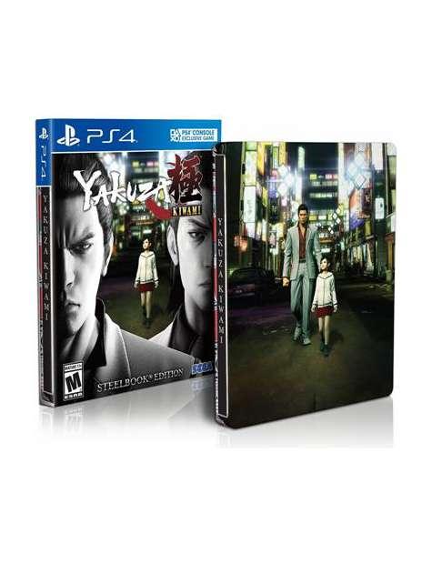 Yakuza Kiwami Steelbook Edition PS4-25284