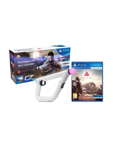 Farpoint VR PS4   Kontroler VR Aim PS4-25119