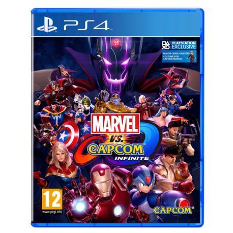 Marvel Vs Capcom Infinite PS4-25330