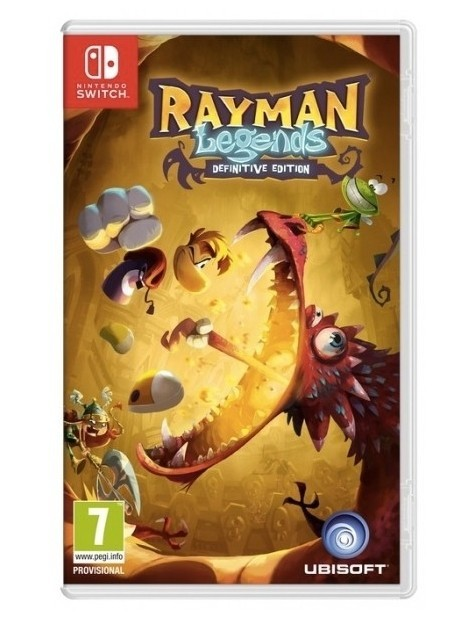 Rayman Legends Defenitive Edition NDSW-25374