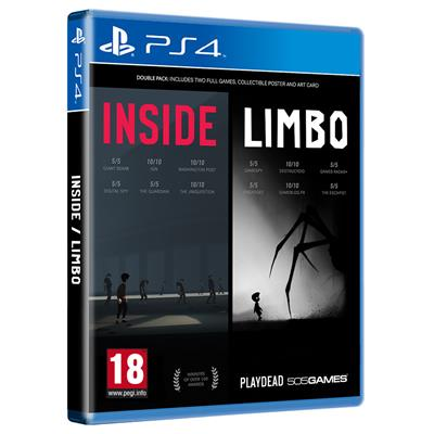Inside / Limbo Double Pack PS4-25664