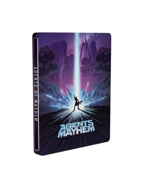 Agents Of Mayhem Steelbook PS4-25762