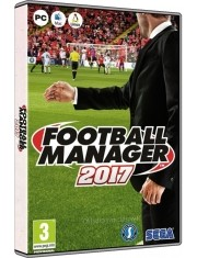 Football Manager 2017 PC-25840