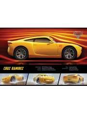 Auta 3 Cruz Ramirez - plakat filmowy