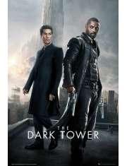 The Dark Tower Mroczna Wieża - plakat