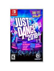 Just Dance 2018 NDSW-26121