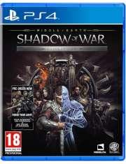 Śródziemie Cień Wojny Srebrna Edycja PS4-26126