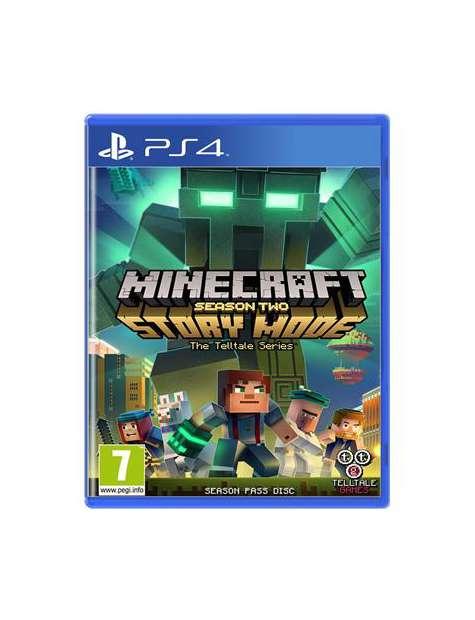 Minecraft Story Mode Season Two PS4-26131