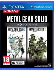 Metal Gear Solid HD Collection PSV-24121