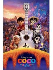 Coco Gitara - plakat