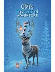 Kraina Lodu Przygoda Olafa - plakat